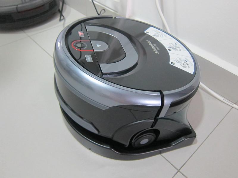 ILife Shinebot W450 - Base - With Machine