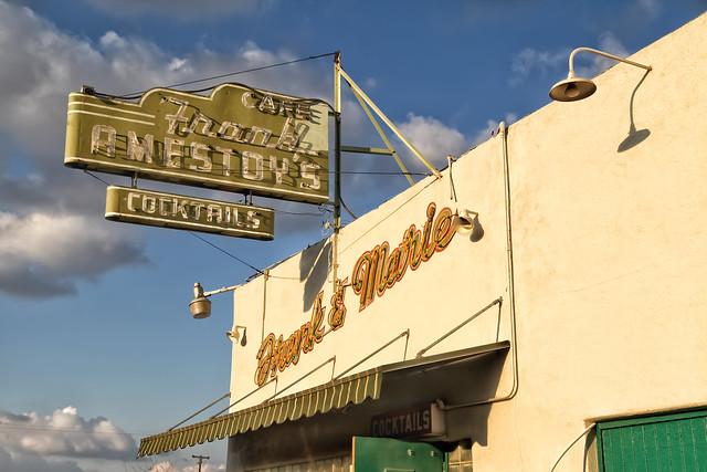 Frank Amestoy's