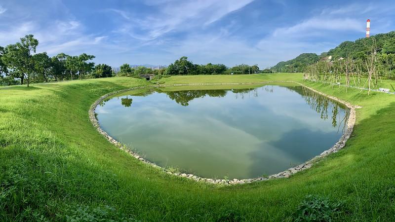 沐心池 樹林河濱環保公園