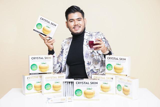 Masalah Kulit Kini Dapat Diatasi Dengan Mengambil Produk Crystal Skin