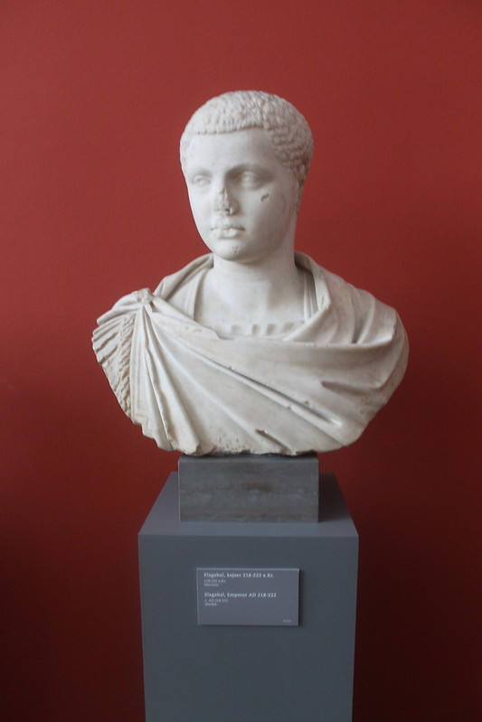 Bust of Elagabalus