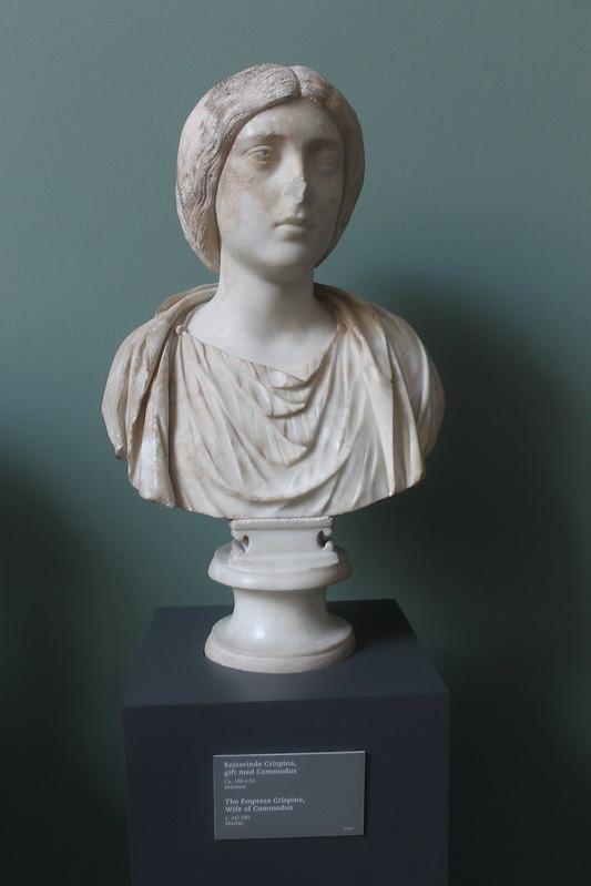 Head of Crispina