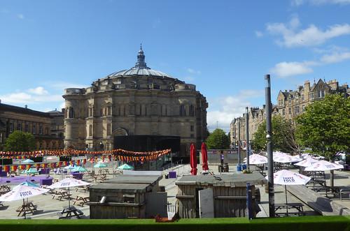 Edinburgh Festival Fringe Lite