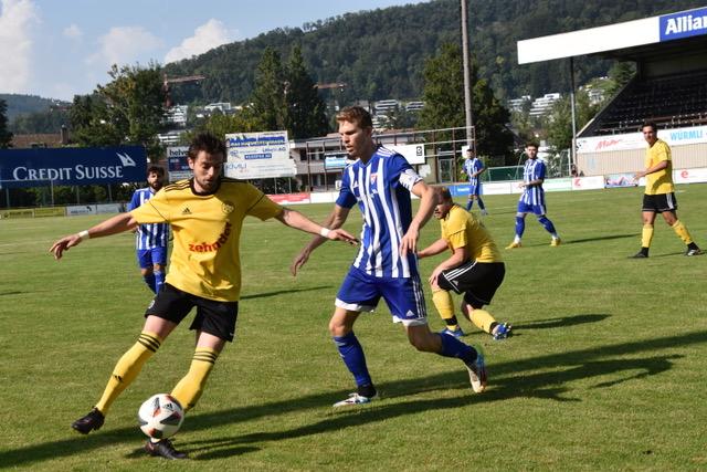 FC Wettingen - FC Gränichen 3:0