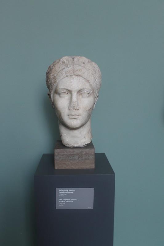Head of Vibia Sabina