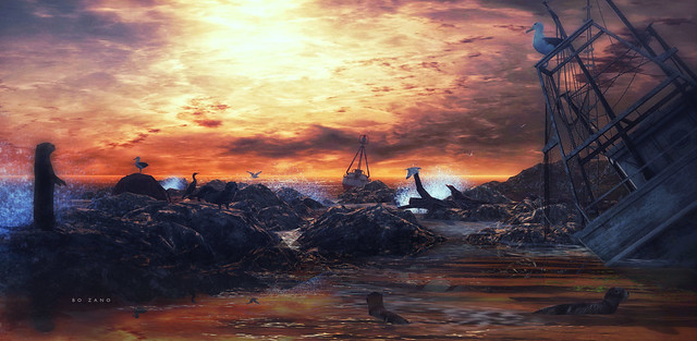 ELVION: Sunset Wreck