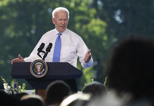 President Biden: Press Conference in Geneva, Switzerland