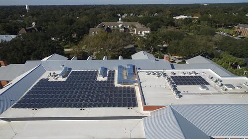 CUB Solar Panels