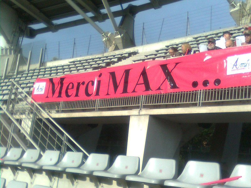 Stade vs Bordeaux - Charléty 26 août 2011