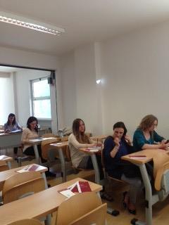 """Seminario """"Marketing del traduttore"""" e Porte Aperte Perugia - 08 maggio 2015"""