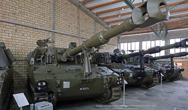 M76174 13-08-2021 (Swiss Military)