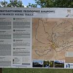 Waymarked walking routes
