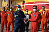 A French team of firefighting pilots and technicians was thanked for their hard work by the Greek civil protection authority.   More than 6,000 litres of water fit into the water tank of the Canadair airplane and dropped just above the fires.   Aerial firefighting is one of the most effective ways to contain large fires in areas that are difficult to access from the ground.  © European Union, 2021 (photographer: Sotiris Dimitropoulos)