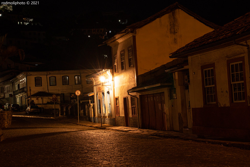 Ouro Preto Noturna