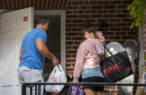 Move-In Weekend 2021