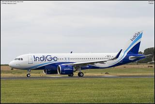 airbus A320 NEO Indigo F-WWIB (MSN 10610), Future VT-IIA