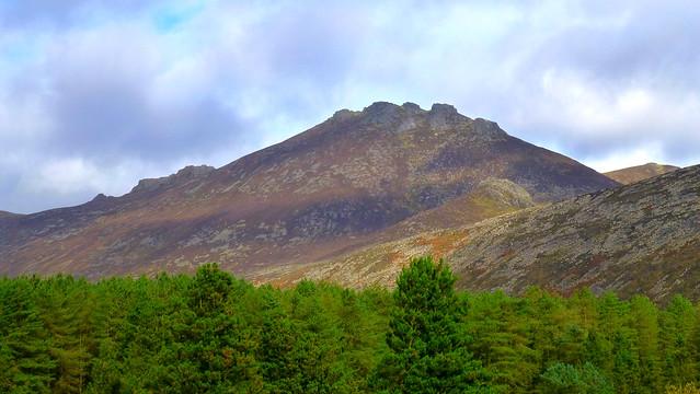 Slieve Binnian, Mourne Mountains, Northern Ireland