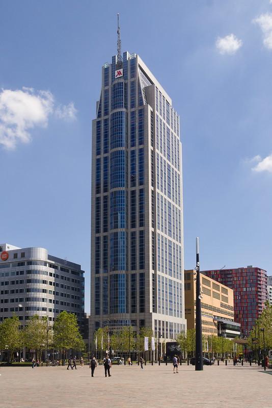 Rotterdam - Millenniumtoren