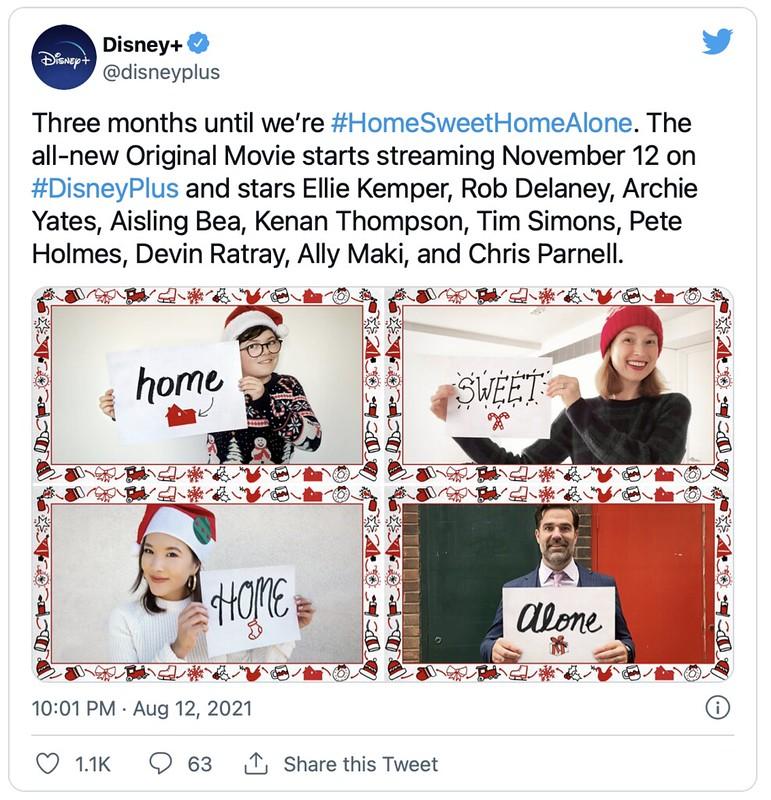 "Disney+ Hotstar Melepaskan Komedi Huru-Hara Pada Musim Cuti Ini Dengan ""Home Sweet Home Alone"""