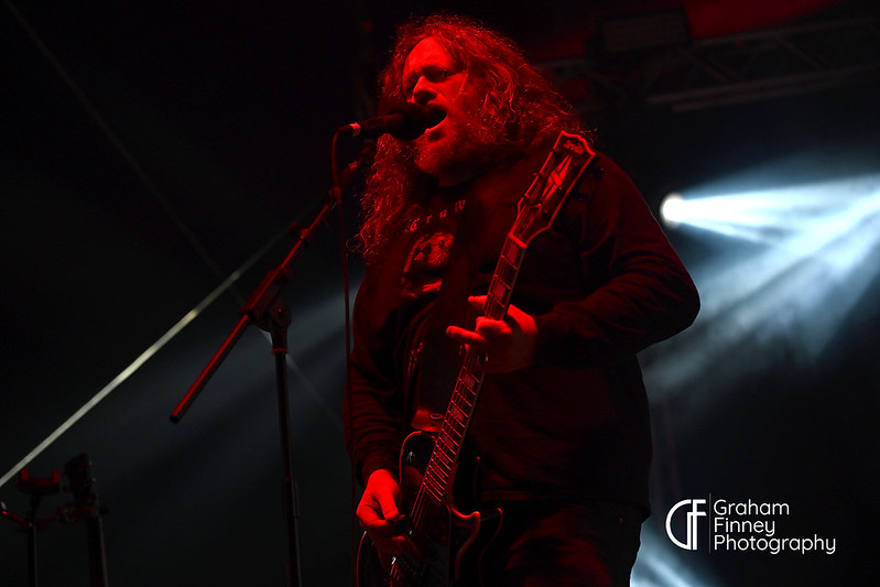 Bloodstock Open Air (w/ The Wildhearts, Skindred, Devin Townsend) @ Catton Hall (Swadlincote, UK) on August 13, 2021