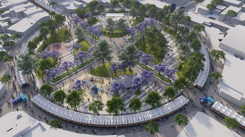 Se anuncia la creación de un nuevo paseo en Villa El Libertador