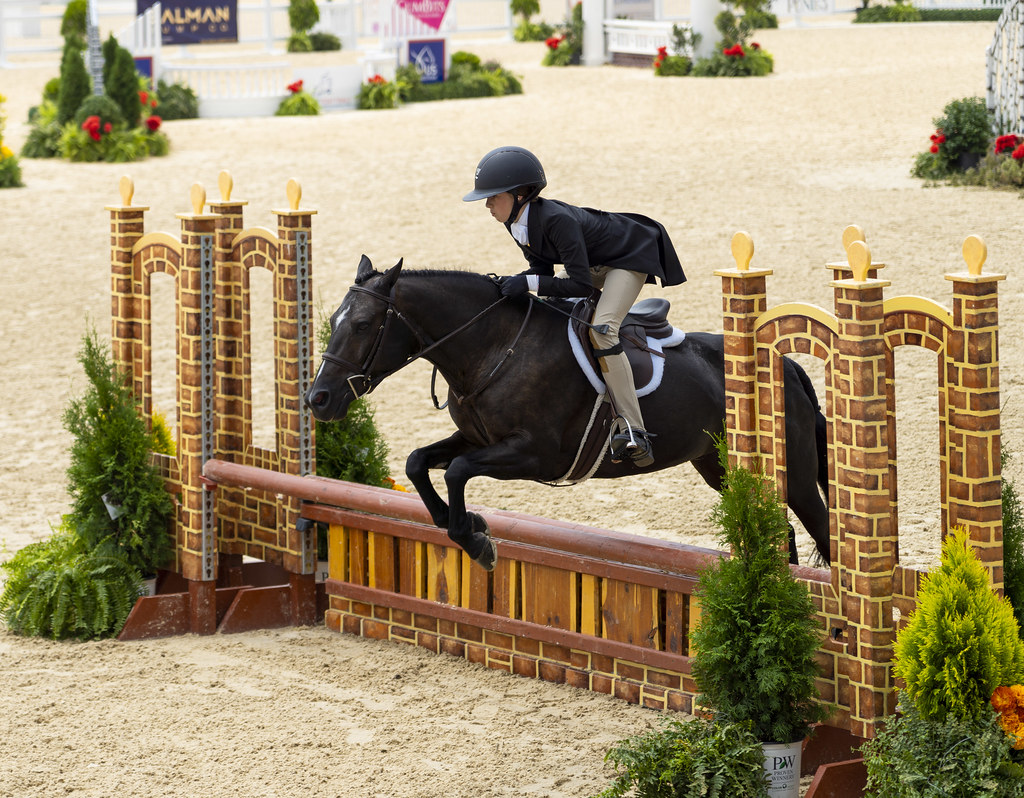 Over Fences at Pony Finals 2021