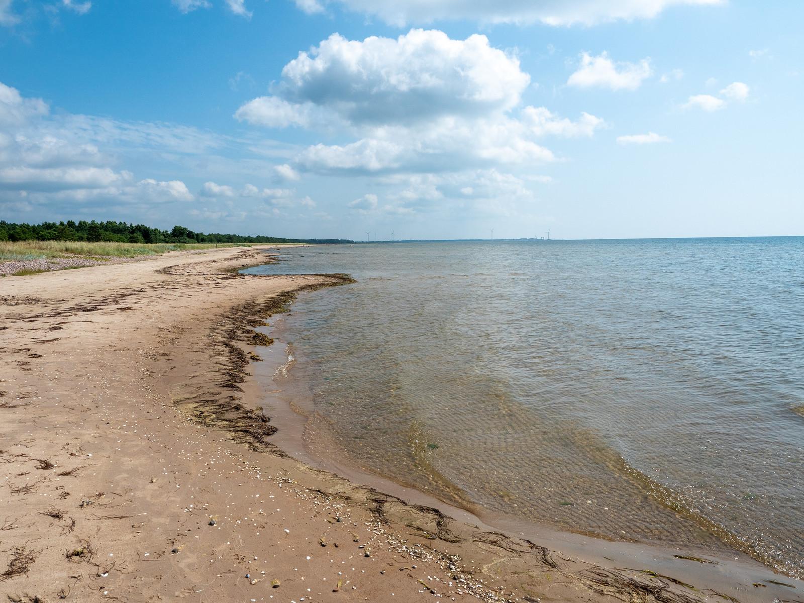 hiekkaranta Saarenmaa