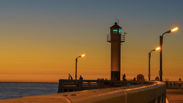 sunset@Nieuwpoort_Pier