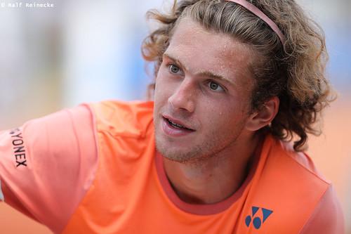 Santiago Giamichelle - ITF Juniors Renningen 2021 05