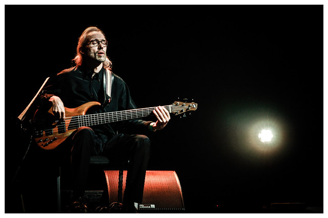 Jazz Middelheim '21: Michel Portal, Youn Sun Nah, Stefano Di Battista, Anouar Brahem - 16/8/21