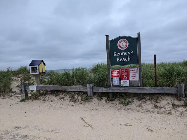 Kenney's Beach