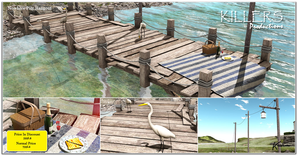 """""""Killer's"""" Nowhere Pier Hangout On Discount @ Treschic Event Starts from 17th August"""