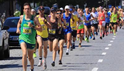 V Běhu na Svatý Hostýn vytrvalci zdolají na pětikilometrové trati převýšení 422 metrů