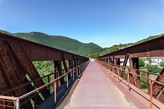 Viaduc de Lavassac - Arre