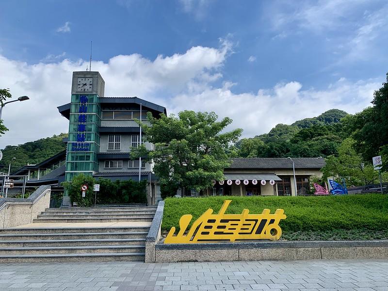 山佳火車站