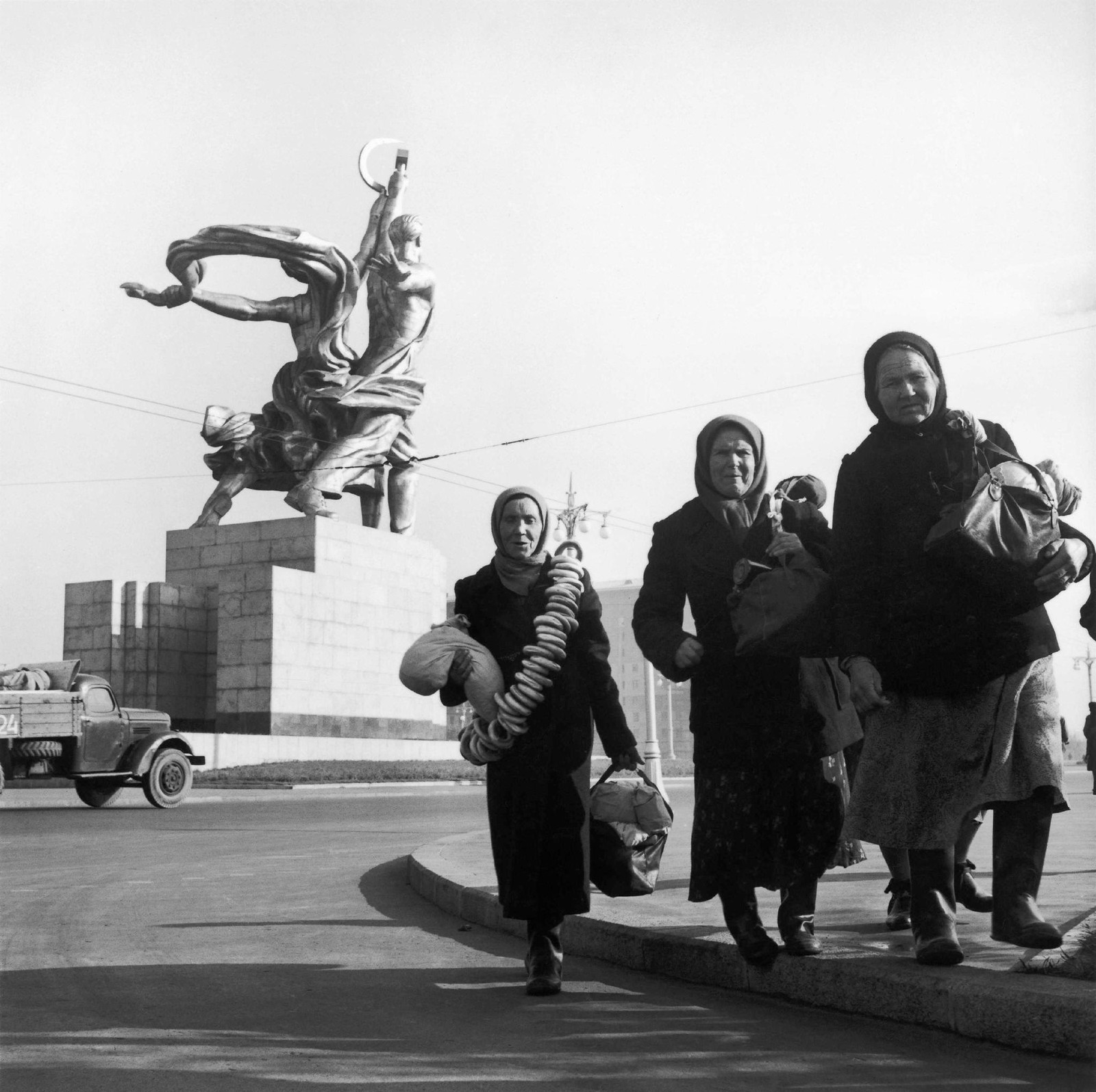 1955. Мечта и реальность