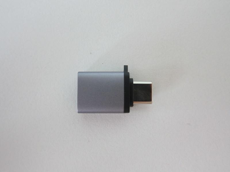 Ugreen USB-C to USB-A Adapter - Bottom
