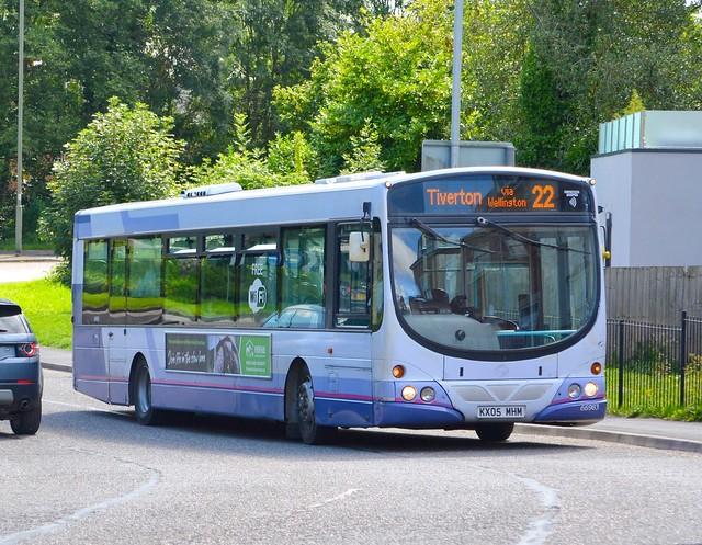 First 66983 (KX05 MHM)