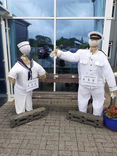 1 Hatchmoor Nursing Home Captain Hatch and First Mate Moor