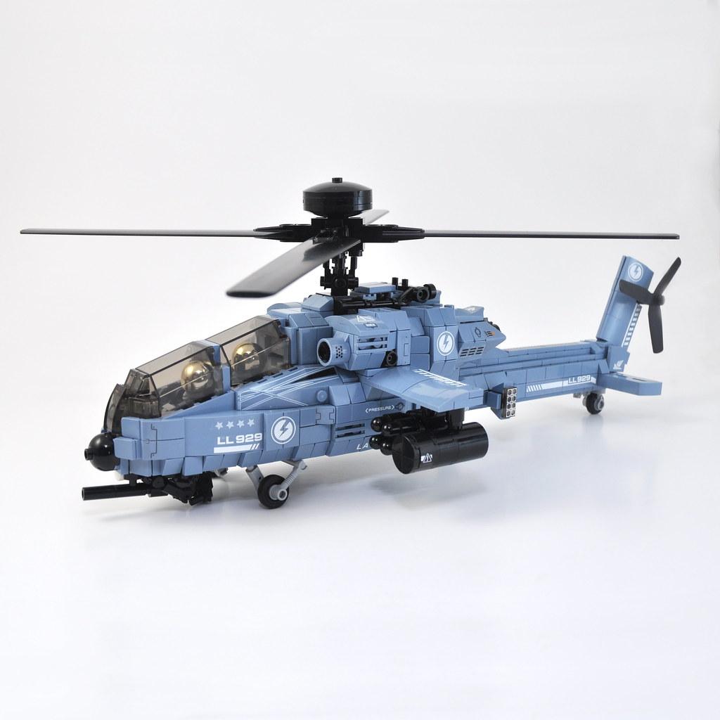 OCEANIA AH-64X Apache