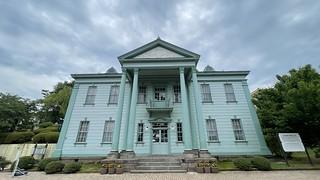 旧北海道庁 函館支庁 庁舎