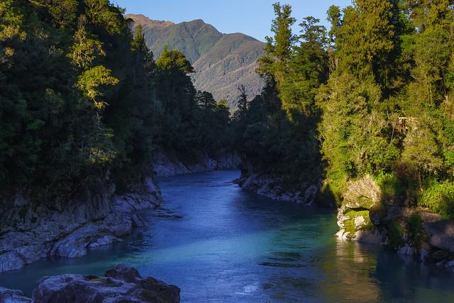Hokitika River Gorge