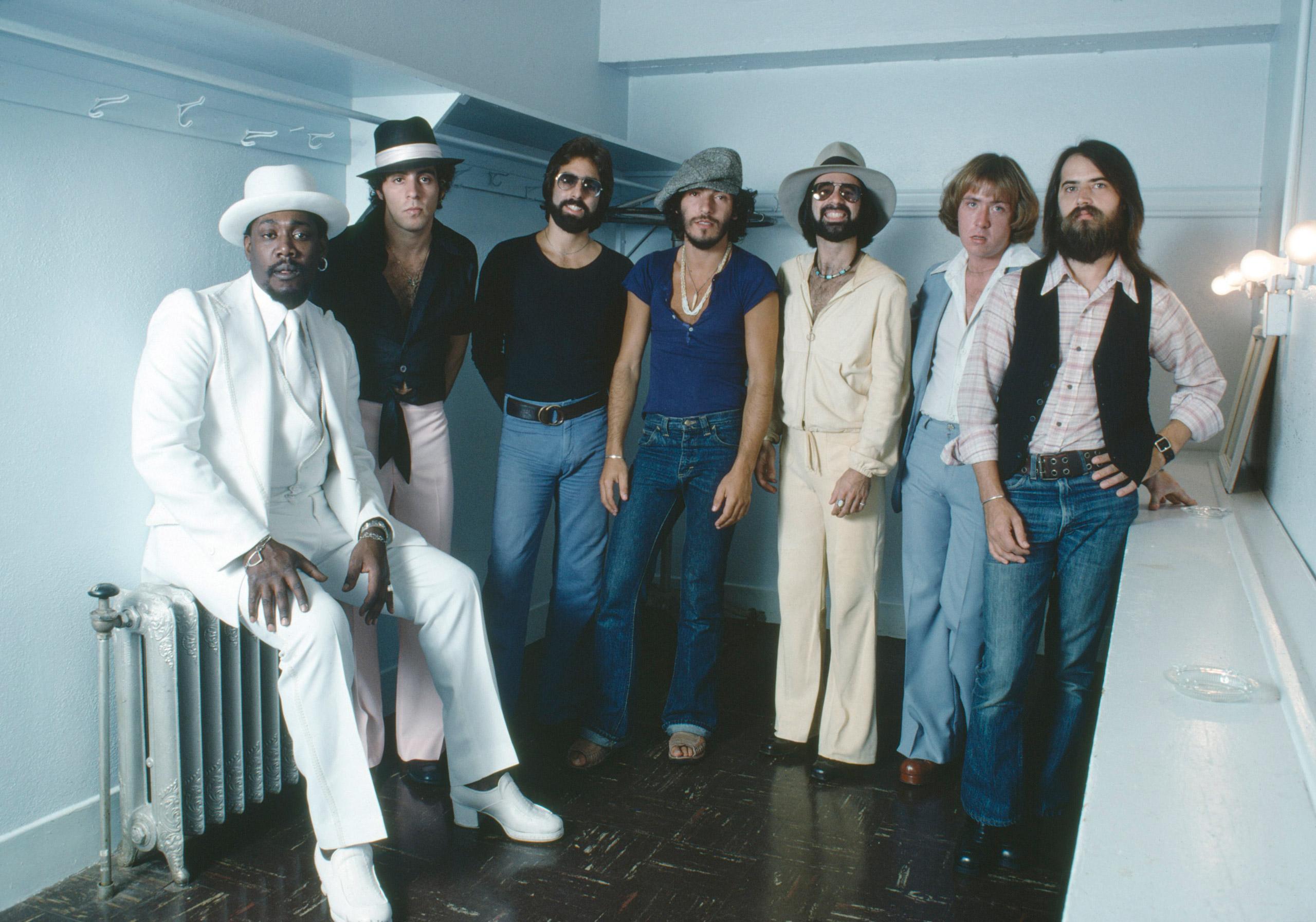 Bruce Springsteen E Street Band - Photo Barbara Pyle