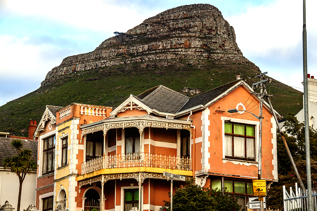 Beautiful house in Tamboerskloof on 8-19-21--Cape Town