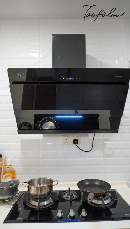 senz kitchen hood review