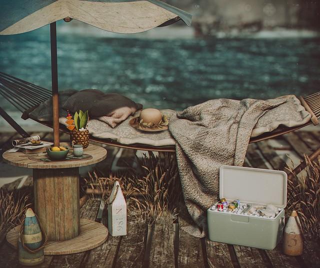 Beach Life ⛱️