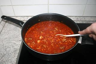 29 - Stir & bring to a boil / Verrühren & aufkochen lassen