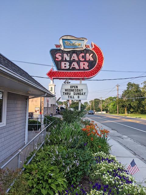 The Modern Snack Bar
