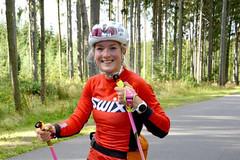 Kateřina Janatová a její norské soustředění