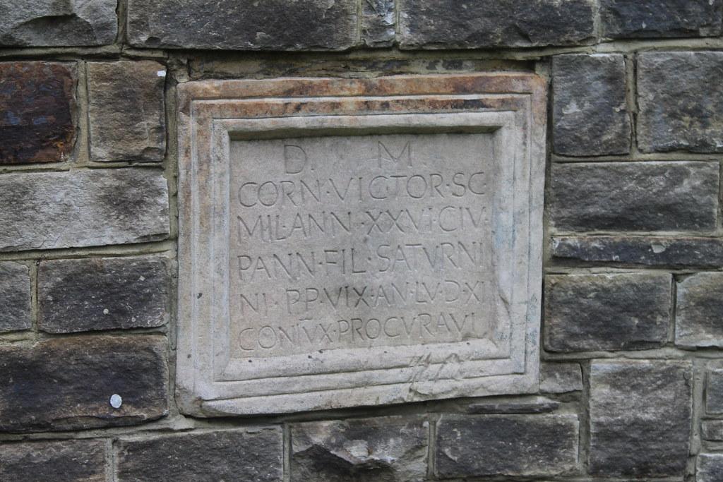 Funerary Monument of Cornelius Victor (Replica)